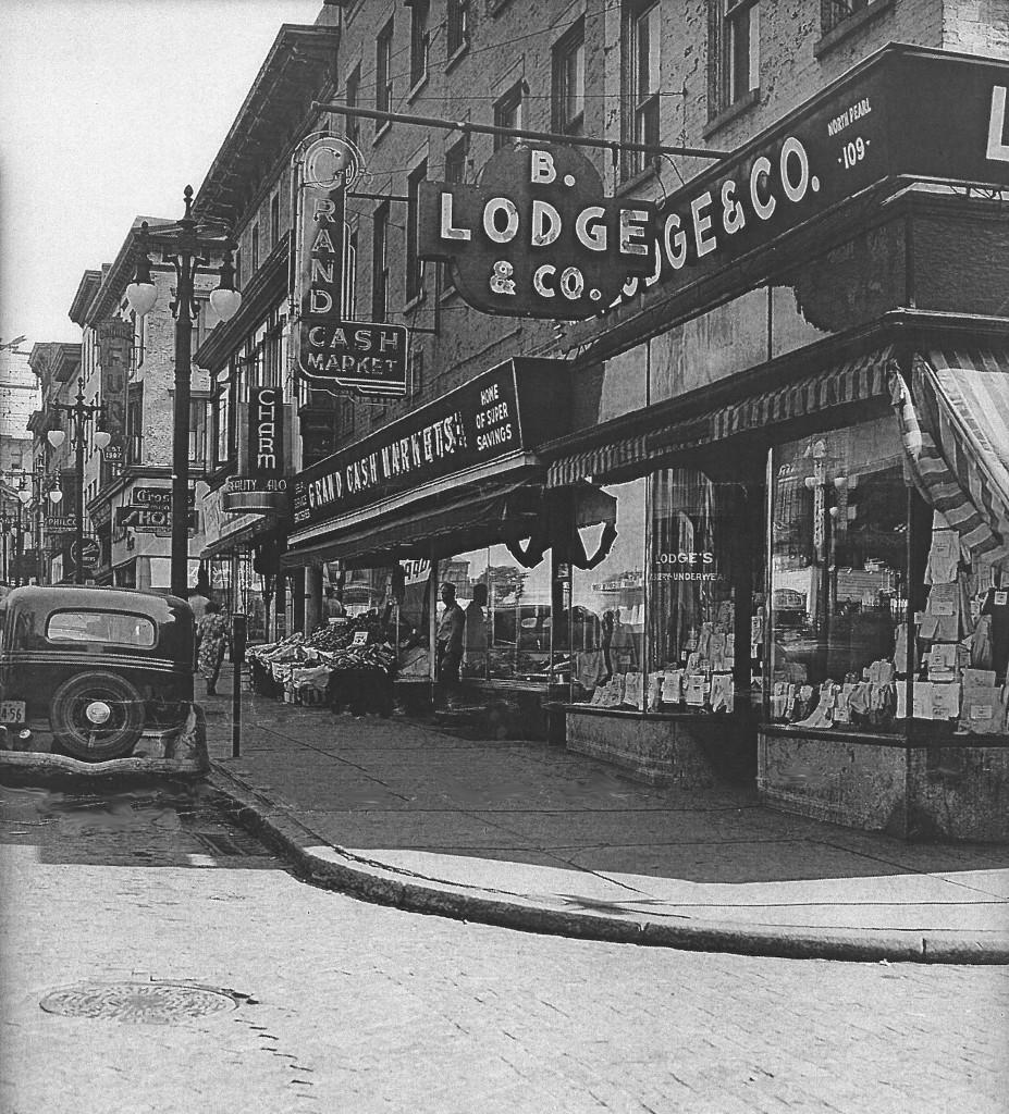 B Lodge & Company Department Store in Albany, NY