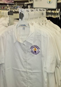 School Uniforms Embroidered in Albany, NY